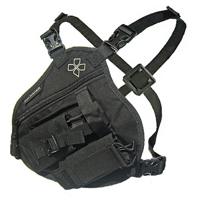 Radio Chest Harness Scout