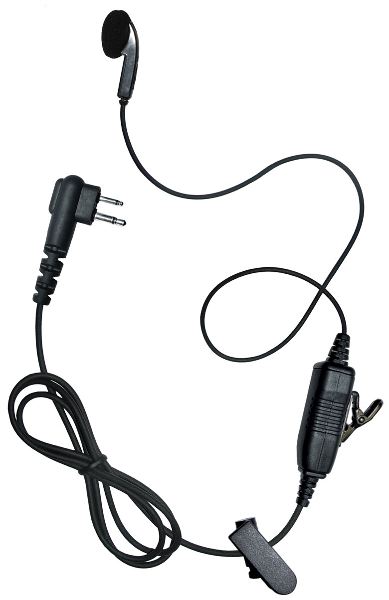 s Palm Mic Headset Earpiece For Motorola XPR6350 XPR6550 XPR7550 Portable Radio